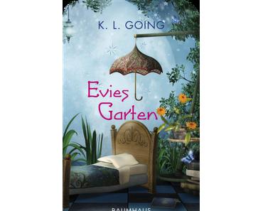 [Rezension] Evies Garten von K.L. Going