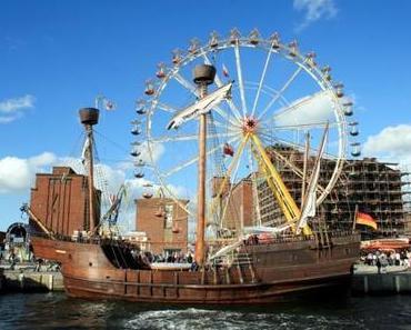 Wismarer Hafentage 2012