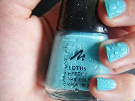 [128] Ich teste: Manhattan Lotus Effect Nail Polish