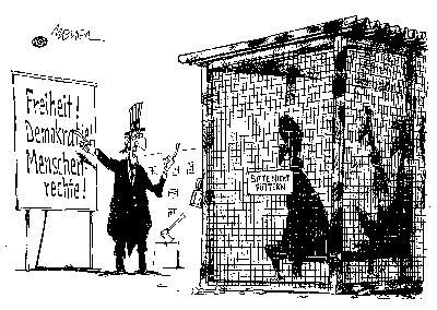 Menschenrechtsverletzungen Usa