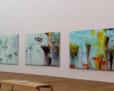 Cy Twombly Ausstellung in Berlin