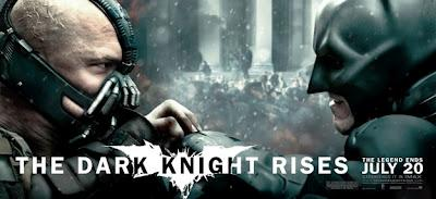 The Dark Knight Rises: Internationales Artwork zum Film
