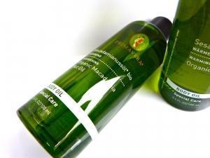 Geshoppt: 2 weitere Bio Basisöle von Primavera Macadamianussöl & Sesamöl