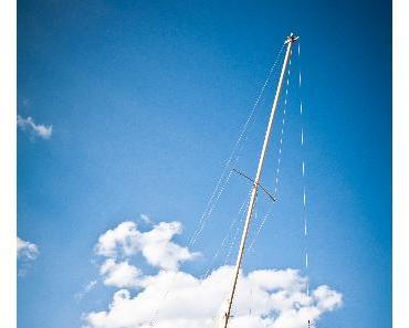 NEUE KUNST IN WIEN: Das Segelschiff auf dem Hoteldach