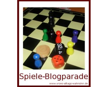 Spiele – Blogparade: Aufgabe 3