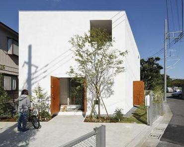 Inside-Out House von Takeshi Hosakas