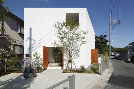 Takeshi-Hosaka-Natural-Light-Inside-Out-House | SCHÖNES ZUHAUSE