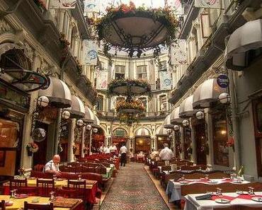 Entdecken Sie den Stadtteil Beyoğlu von Istanbul