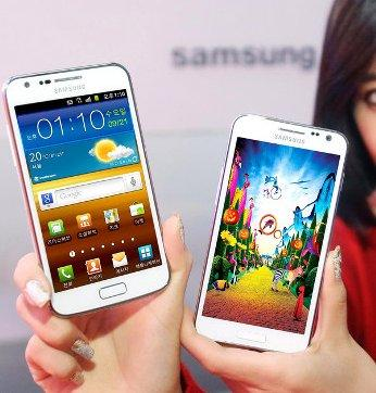 Samsung Galaxy S2 LTE vs. Galaxy S2