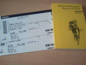 Tickets und Text