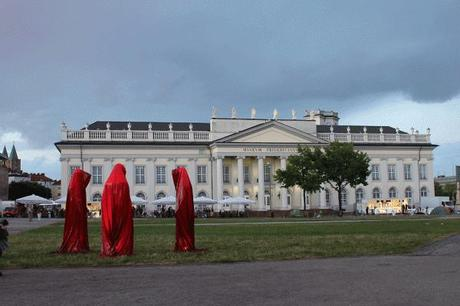 First few Documenta Kassel Time guards Manfred Kielnhofer