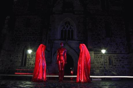 First few Documenta Kassel Time guards Manfred Kielnhofer Antony Gormley
