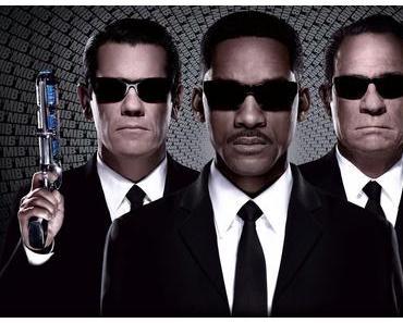 [Review] Men in black III