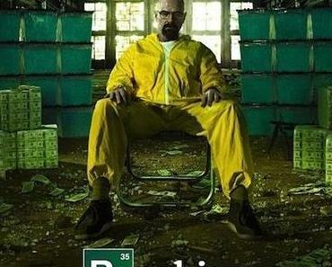 Fünfte Staffel Breaking Bad startet am 15. Juli  Offizielles Poster