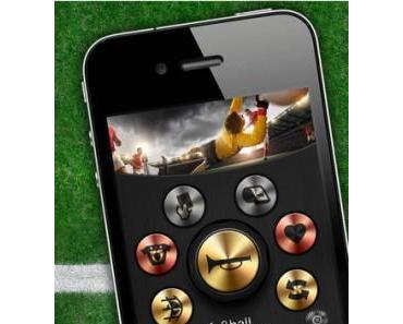 Fußball Jubel & Tröte –  alle verbalen 'Argumente' zum Spiel, zum Schiri, zur Mannschaft auf demiPhone
