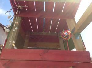 Pimp das Spielhaus 3: Windmessgerät