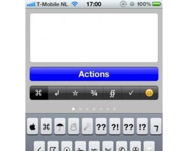 Symbol Keyboard – damit Sie sich auf iPhone, iPad klar und verständlich ausdrückenkönnen