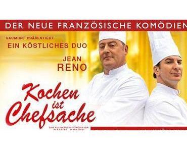 Kochen ist Chefsache: Berechenbares Kulinarik-Kino fürs Gemüt