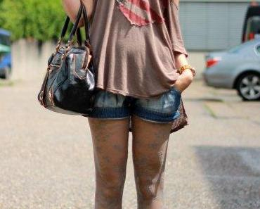 LOOK OF THE DAY: Sommer, wo bist Du?