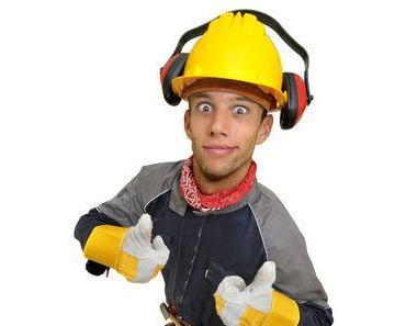 Arbeitsschutz auch für Heimwerker