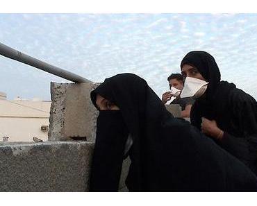 """TV.  Bahrain: Hier ruft keiner """"Es lebe der Koenig"""""""