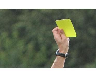 EM 2012: Gelbe Karten Regel