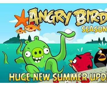 Angry Birds Seasons: Piglantis [app video]