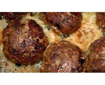Köttbullar vegetarisch