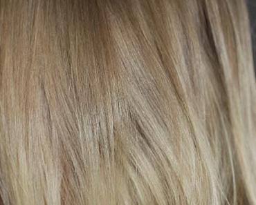Dip Dye Hair ... ah,da war doch was!