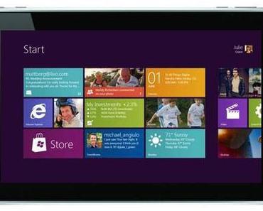 Was sollten Windows 8-Tablets mit sich bringen, um erfolgreich zu sein? (Analyse)