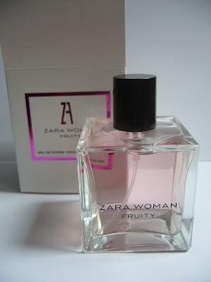 Zara Women Fruity Eau de Toilette