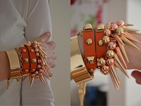 Armcandy with Spikes
