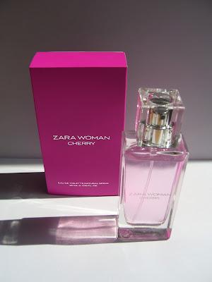Zara Woman Cherry Parfum
