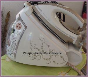 Philips PerfectCare Silence – meine neue Freundin Teil I – ;-)