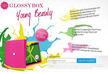 BeautyNews | GlossyBox Young Beauty