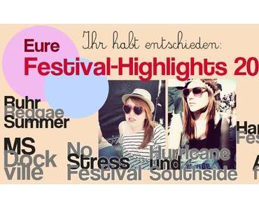 Sommer 2012 - die Festivals, Styles & Guide! Pt. 2