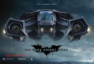 The Dark Knight Rises: Neue Promoplakate erschienen