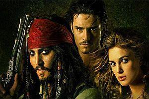 """Fluch der Karibik 2"" / ""Pirates of the Caribbean: Dead Man's Chest"" [USA 2006]"