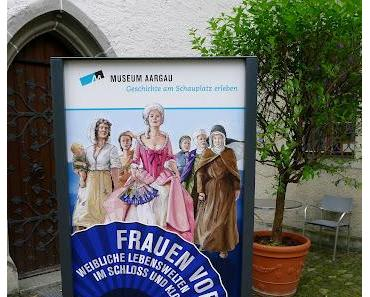 Mann und Frau in Königsfelden