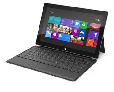 Microsoft Surface: Präsentation online, Fragen bleiben unbeantwortet.