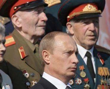 Russische Warnschüsse