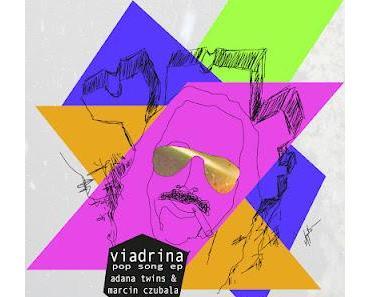 Viadrina - Pop Song ep (incl. Adana Twins, Marcin Czubala Remixes) - YMF05