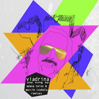 Viadrina - Pop Song ep (incl. Adana Twins, Marcin Czubala Remixes) - YMF05