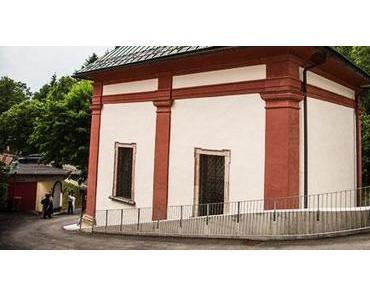 Heiligen Brunn Kapelle – Festmesse nach Restaurierung