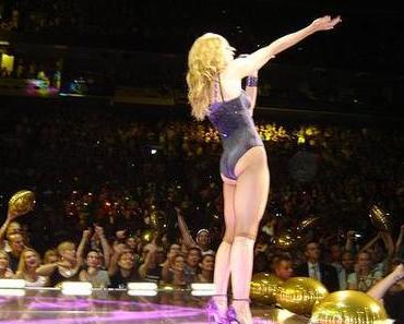 Madonna in concert in Berlin