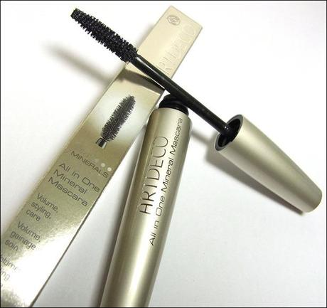 review artdeco all in one mineral mascara. Black Bedroom Furniture Sets. Home Design Ideas