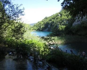 Wanderreise nach Kroatien – Plitvicer Seen, Tag 3 (16.06.2012)