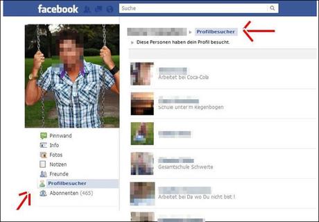 Embryonic rush Profil Mein Facebook Hat Besucht Wer program from