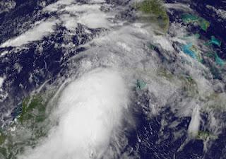 Tropischer Sturm DEBBY kommt - voraussichtlich nach Florida