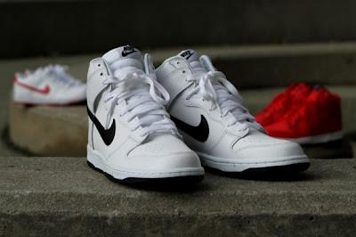 Nike Dunk High & Low – Olympic Pack